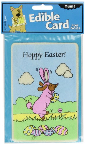 Image of Crunchkins 6009 Crunch Edible Card, Happy Easter