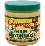 Africa's Best Traitement bio pour cheveux Hair Mayonnaise 426ml