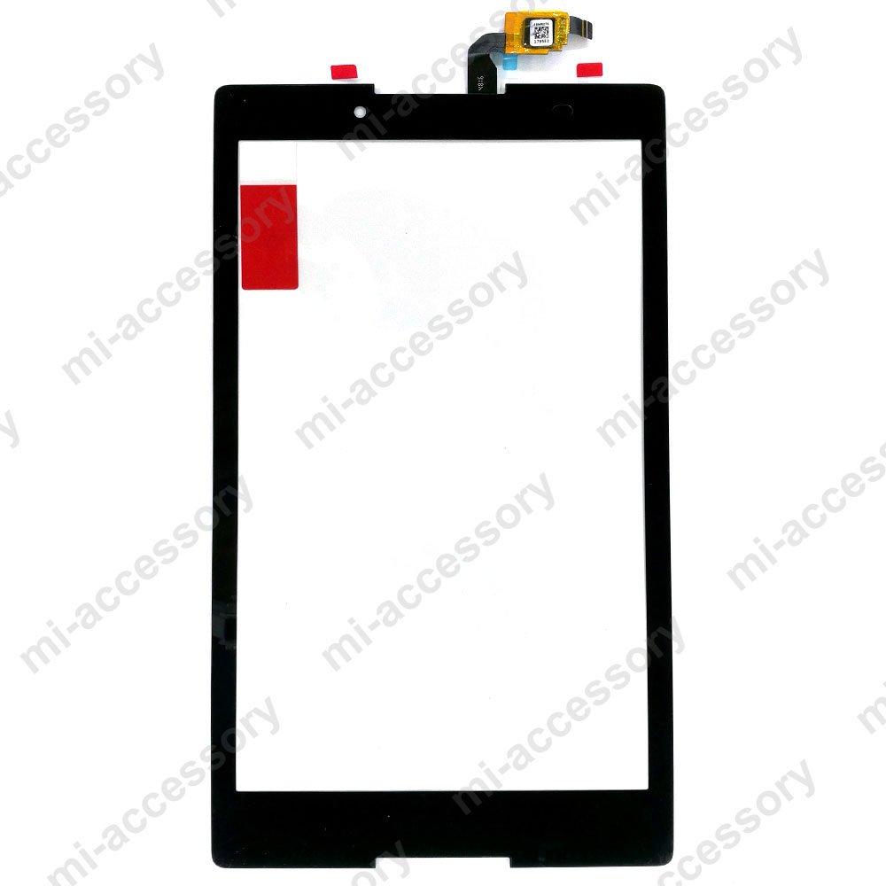 DYYSELLS E57=TAB3-850-1 Lenovo Tab 3 8 TB3-850F TB3-850 8inch Negro Pantalla T/áctil Digitalizador Frontal Cristal