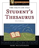 Student's Thesaurus, Marc McCutcheon, 0816060398