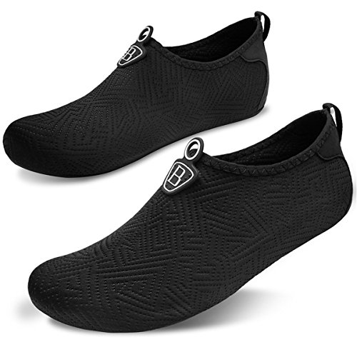 396dfe286f05 Barerun Barefoot Quick-Dry Water Sports Shoes Aqua Socks for Swim Beach  Pool Surf Yoga