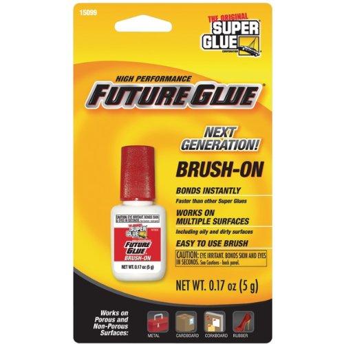 SUPER GLUE 15099 Future Glue In Brush On