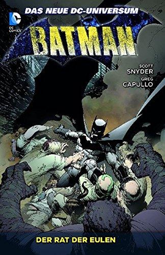 Batman, Bd. 1: Der Rat der Eulen Taschenbuch – 15. Juli 2013 Scott Snyder Greg Capullo Jonathan Glapion Panini