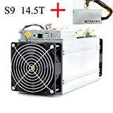 Bitmain Antminer S9i/j 14.5T ASIC Miner Include Bitmain APW3++ PSU Power Supply and Powe