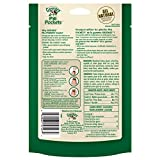GREENIES Pill Pockets Natural Dog Treats, Capsule Size, Hickory Smoke Flavor