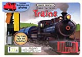 Junior Groovies: Trains (Storybook, Fun Facts and Toys), Ikids Staff, 1601691491