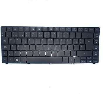 Teclado para portátil Acer 3810 4535 4935 4810T KB.I140A.025 ...