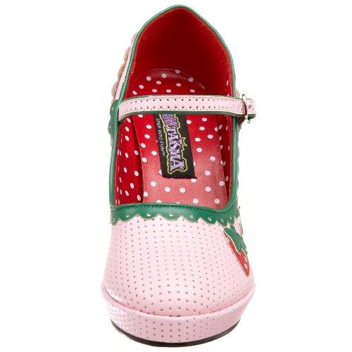Funtasma CONTESSA-58 - Zapatos de vestir para mujer rosa Baby Pink Baby Pink