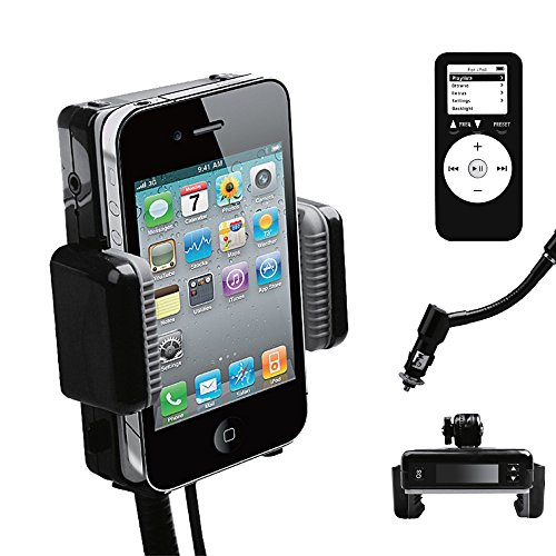 Wireless Automobile Transmitter Charger Compatible