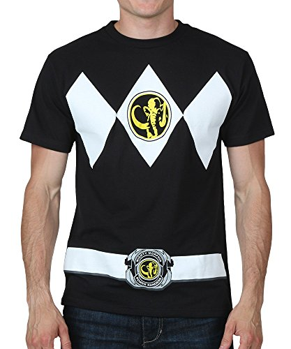 Mighty Morphin Power Rangers Costume Men