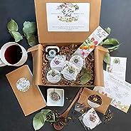 La Tea Dah Premium Tea Experience: 6 Extraordinary Hand Crafted Flavors, Tea Bags & Loose Leaf Tea Subscri