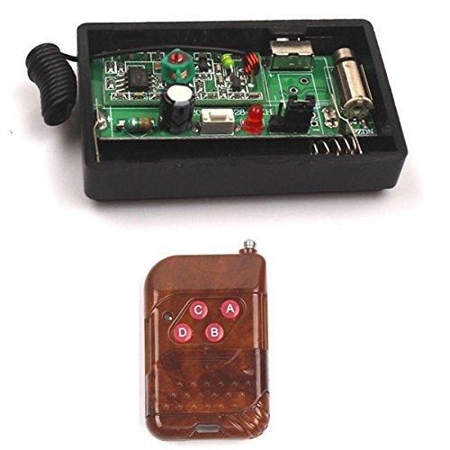 DC 1.5V Vibration Reminders Wireless Remote Control Reminders RF Alarm System