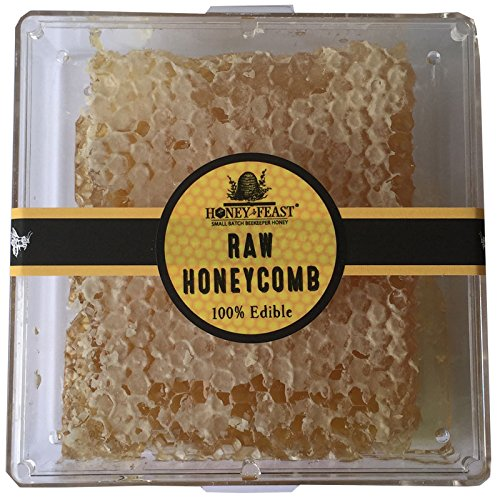 Pure Natural Raw Honeycomb 10-16oz. - Local to Florida - Hand cut Honey Comb right from the field. Beekeeper direct USA honey! Not from overseas.