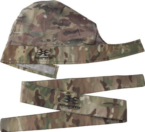 Paintball Headwrap (Empire BT Headwrap and Headband Combo - E-Tacs)