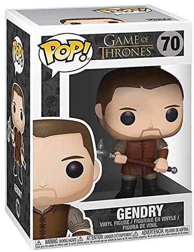 Gendry Vinyl Figure Funko Pop Game of Thrones Includes Pop Box Protector Case