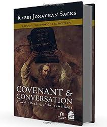 Covenant & Conversation Exodus: The Book of Redemption