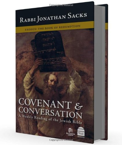 Covenant & Conversation Exodus: The Book of - The Viejo In Mission Shops