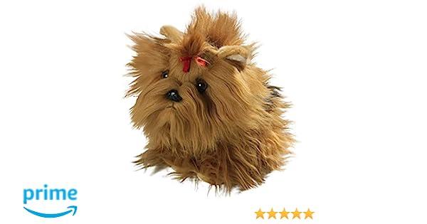 Carl Dick Peluche - Perro Yorkshire Terrier (felpa, 22cm) [Juguete] 3138: Amazon.es: Juguetes y juegos