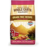 Whole Earth Farms Small Breed Grain Free Recipe Pet Food, 12-Pound