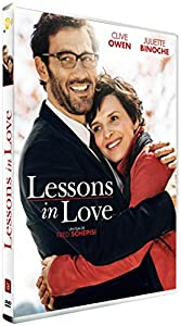 "Afficher ""Lessons in love"""
