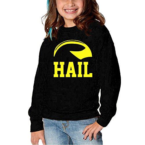 Y-TKGirls Hail MI Hoodies For Girls Kids Sweatshirt 5-6 Toddler price tips cheap