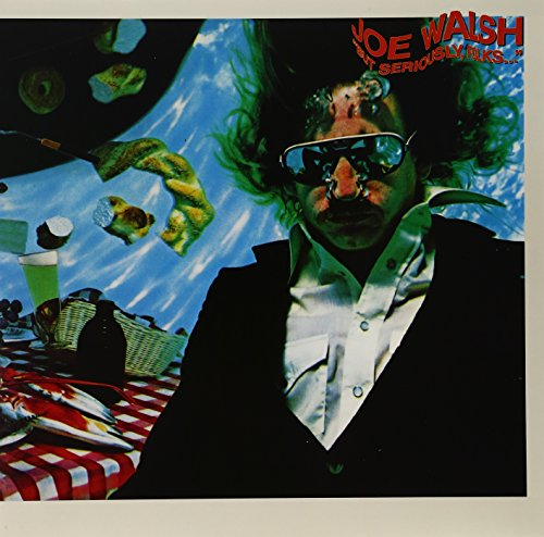 Vinilo : Joe Walsh - But Seriously Folks (Limited Edition, 180 Gram Vinyl)