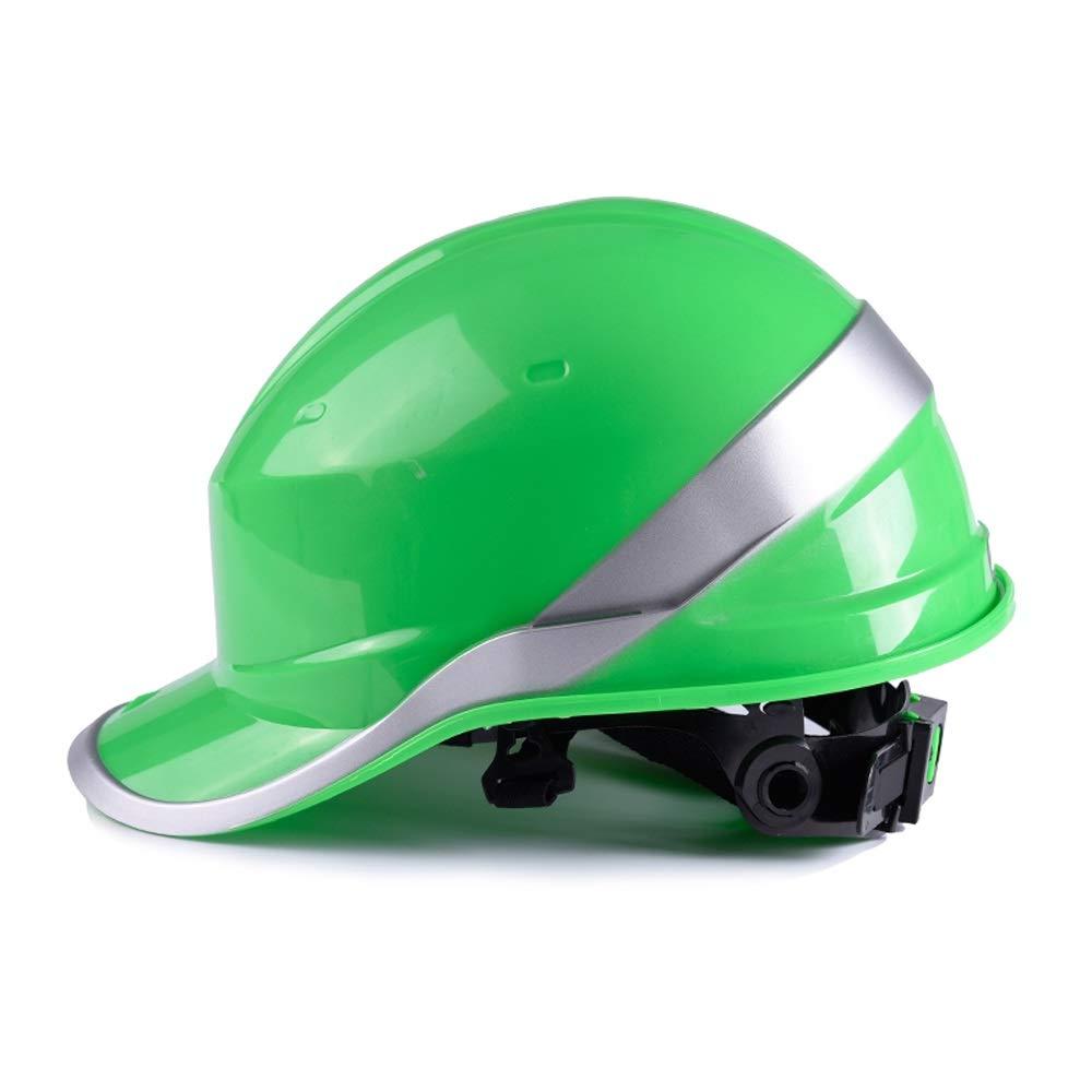 RKY Casco de Seguridad - abs Verano Protector Solar Transpirable ...