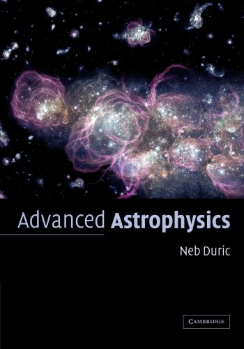 advanced astrophysics - 1