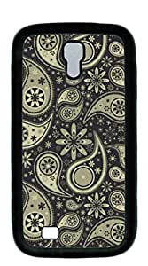 Original New Print DIY Phone case for samsung galaxy s4 for men - White chrysanthemum