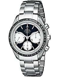 Men's 326.30.40.50.01.002 Speed Master Racing Analog Display Swiss Automatic Silver Watch