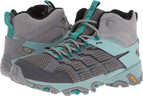 2 Merrell Shoe Aquifer Frost Women's Hiking Mid Waterproof FST Moab q6B1rfpt6
