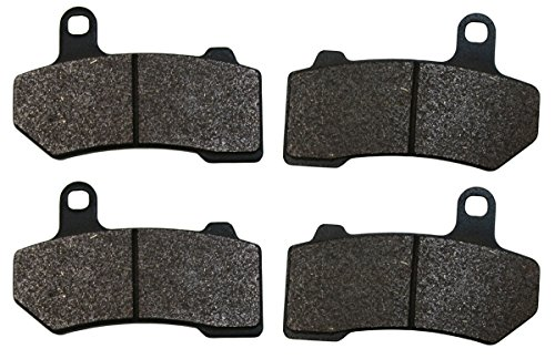 Factory Spec brand Front Brake Pads Harley-Davidson Motorcycles 2x FS-485 by Factory Spec