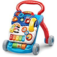 VTech Sit-to-Stand Learning Walker - Blue - Online Exclusive