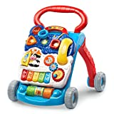 VTech Sit-to-Stand Learning Walker - Blue - Online Exclusive (Standard Packaging)