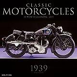 Classic Motorcycles 2019 Wall Calendar