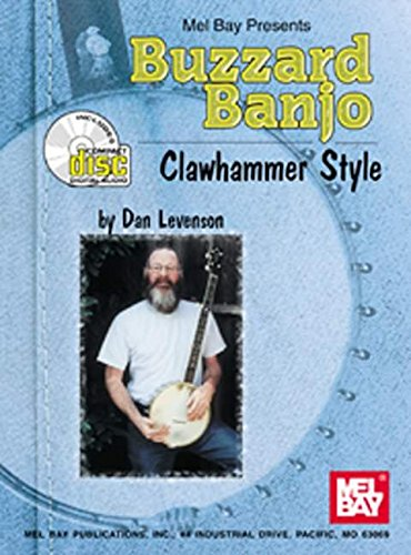 mel-bay-buzzard-banjo-clawhammer-style-book-cd-set
