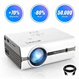 Best iPhone Projectors - Projector,Myriann Portable Mini Multimedia Home Video LCD Projector Review