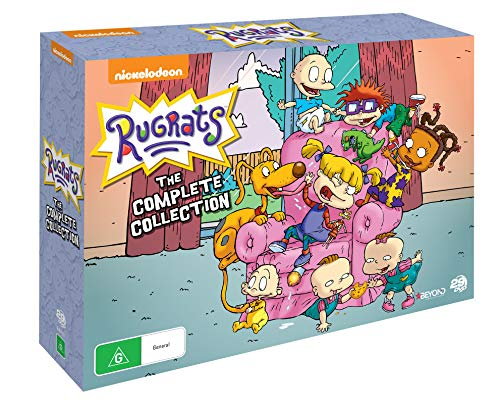 Rugrats - The Complete Series Seasons 1-9 Collection Box Set (DVD Limited - Limited Edition Box Set