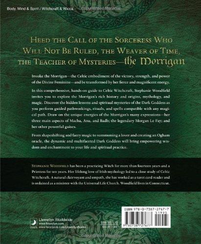 Celtic Lore Spellcraft Of The Dark Goddess Invoking The Morrigan