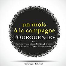 Un mois à la campagne Performance Auteur(s) : Ivan Tourgueniev Narrateur(s) : Delphine Seyrig, Jacques François, Julien Guiomar, Bernard Rousselet, Liliane Godet, Élizabeth Alain