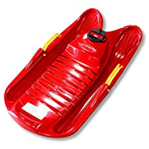 "Sizzler 36"" One Rider Snow Sled with Brakes and Steering"
