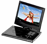 Supersonic SC178DVD 7-Inch Portable DVD Player