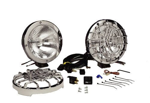 KC HiLiTES 802 Rally 800 Series Stainless Steel 130w Driving Light System