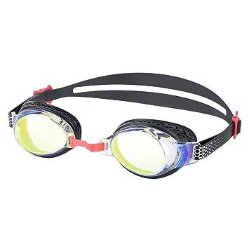 iexcel Gafas de Nataci/ón Goggles Triatl/ón Miop/ía /Óptico Graduado Antiniebla Protecci/ón UV Anti-Rotura VX-958