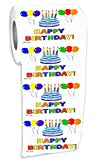 Happy Birthday Toilet Paper Birthday Tissue Paper for Office Friends Family Home