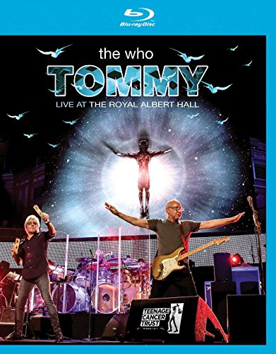 (Tommy Live at The Royal Albert Hall (Blu-ray))