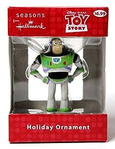 2012 Disney Toy Story Buzz Lightyear Christmas Seasons Ornament by Hallmark