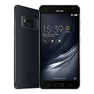 ASUS ZenFone AR (ZS571KL) 8GB / 128GB 5.7-inches Dual SIM Factory Unlocked - International Stock No Warranty (Charcoal Black)