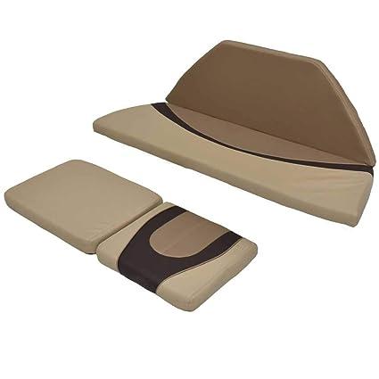 Amazon.com: Crestliner 2156592 Bozof & Meador Tan Brown ...