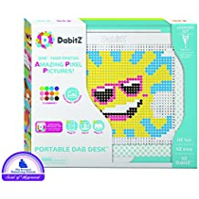 Fibre Craft - Creative Hands Dabitz Arts and Craft Kits (12 Piece)